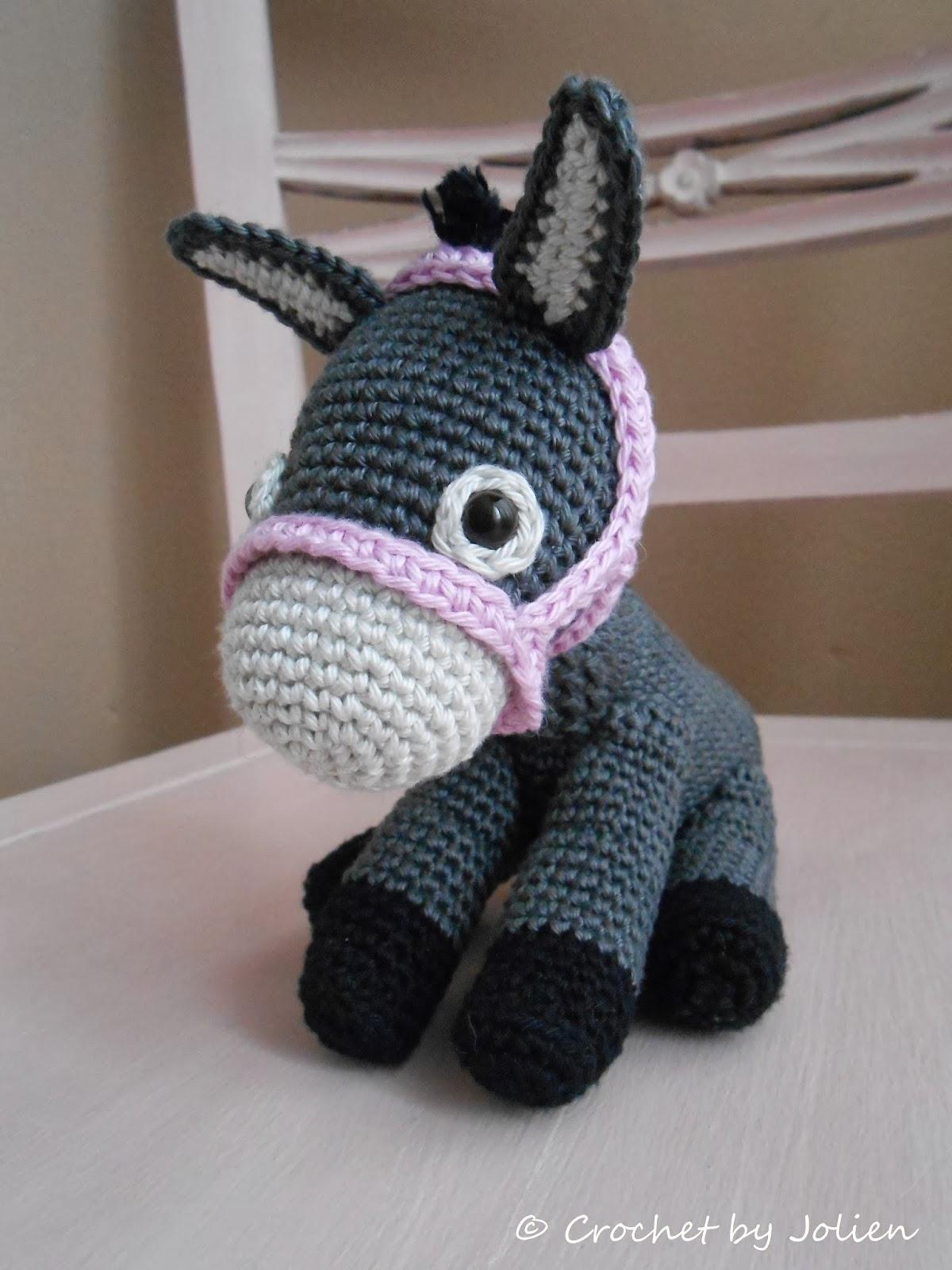 Crochet By Jolien Koe En Ezel