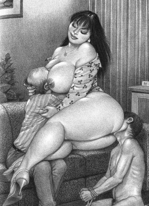 Bbw pussy smother porn cartoons