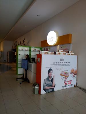 Outlet Queen Apple Malang Terbaru Buka di Jatim Park 3