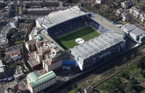 stadion chelsea stamford bridge