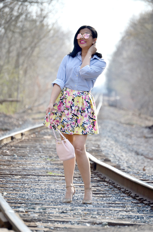 Welcome Spring -MariEstilo-Look of the day-Spring Style-Latina Blogger-Moda El Salvador