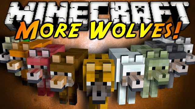 More Wolves 1.7.10