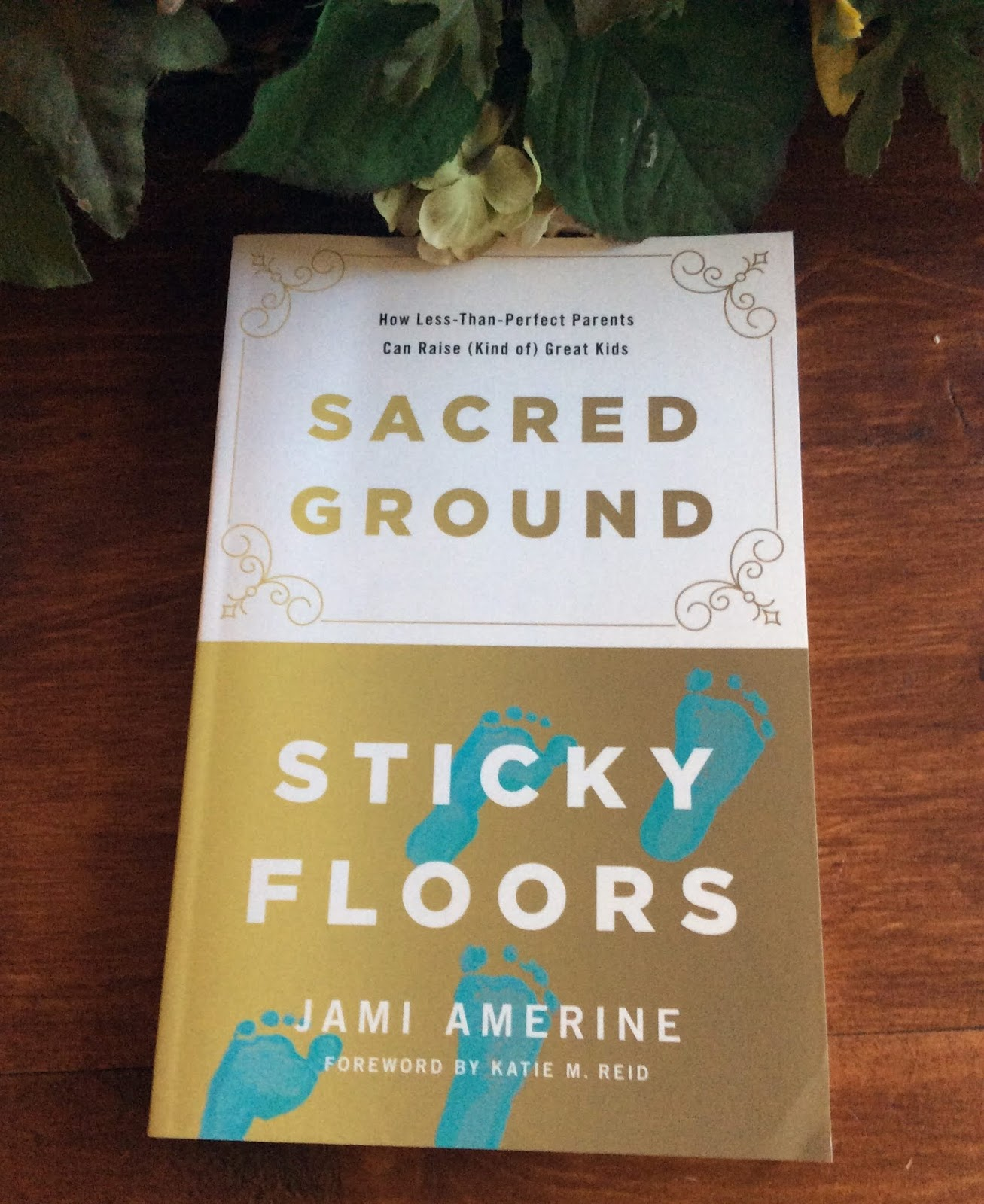 Heck Of A Bunch: Sacred Ground, Sticky Floors - Book Review