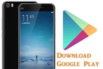 5 Metode Install Play store di Xiaomi
