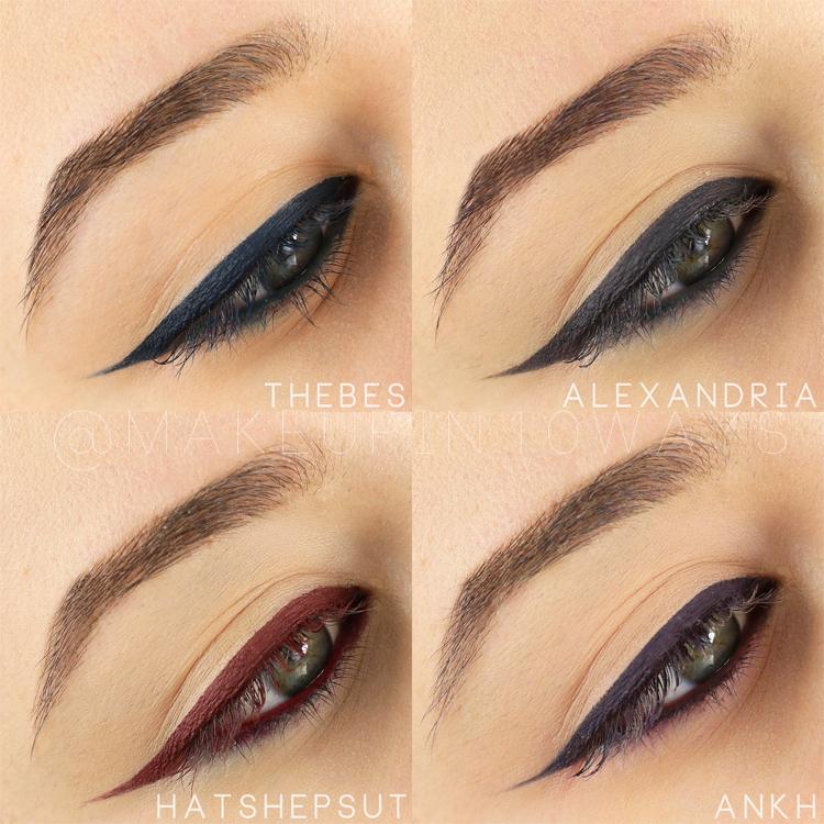 Neve Inkme Eyeliner swatch