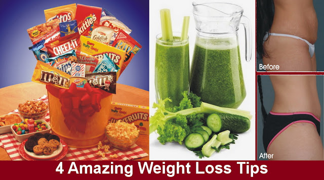 4 Amazing Weight Loss Tips for How to Lose Weight Fast for Women