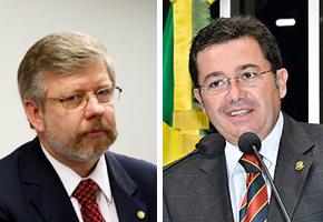 Ministro do TCU e ex-presidente da Câmara são alvos da Lava Jato
