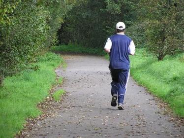 Jogging Menjaga Kesehatan Tulang