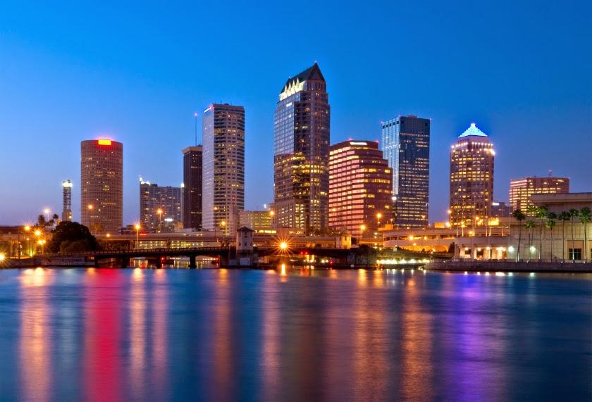 Hotéis em Tampa na Flórida