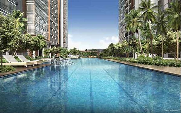 Coco Palms @ Pasir Ris Pool