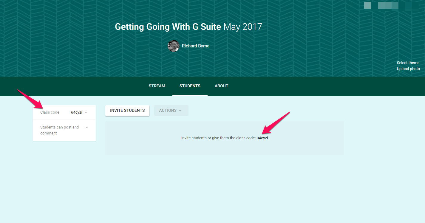 Innovative Google Classroom ~ Create your own google classroom g suite not required