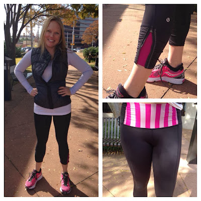 lululemon runday crop