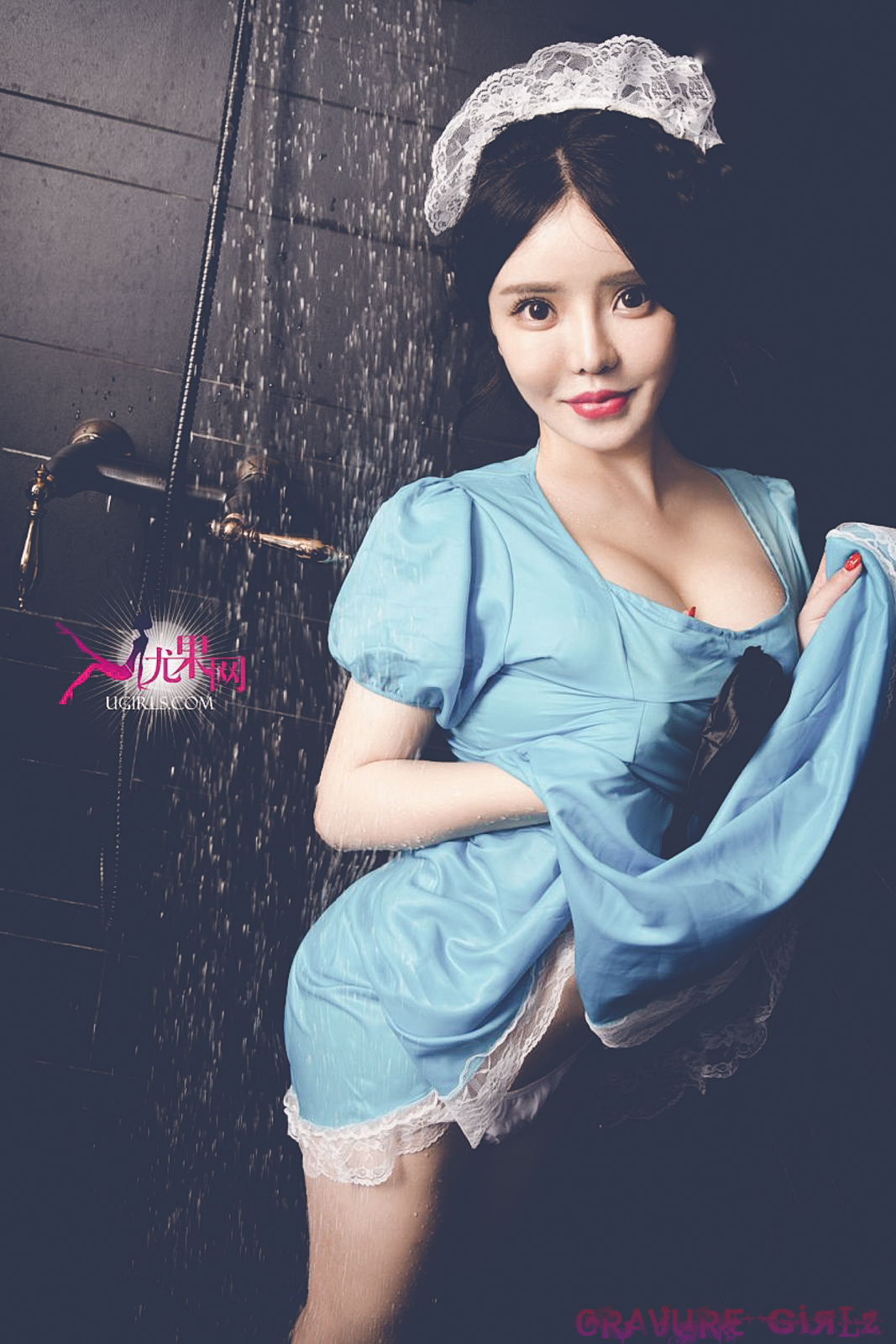 Ni Zi Xin  Mega Boobs Ugirls  Babe No123  Gravure -3229