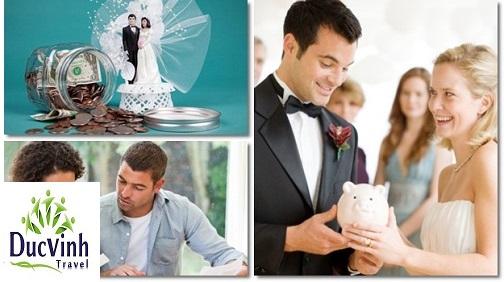 Bí quyết tổ chức đám cưới tiết kiệm