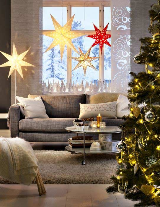 latest ikea christmas decorations catalog 2018. Black Bedroom Furniture Sets. Home Design Ideas