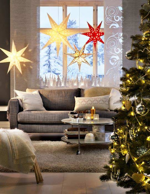 Latest IKEA Christmas decorations catalog 2018