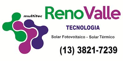 RenoValle - Energia Solar em Registro-SP