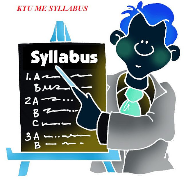KTU MECHANICAL SYLLABUS