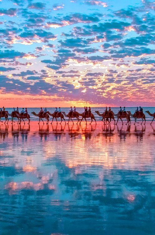 Right of First Refusal - Cable beach Australia - ✈ The World is Yours ✈