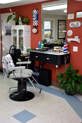 Windham Barber Shop in Windham, Maine