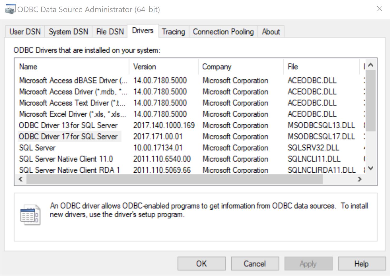 HodentekHelp: How do you install pyodbc?