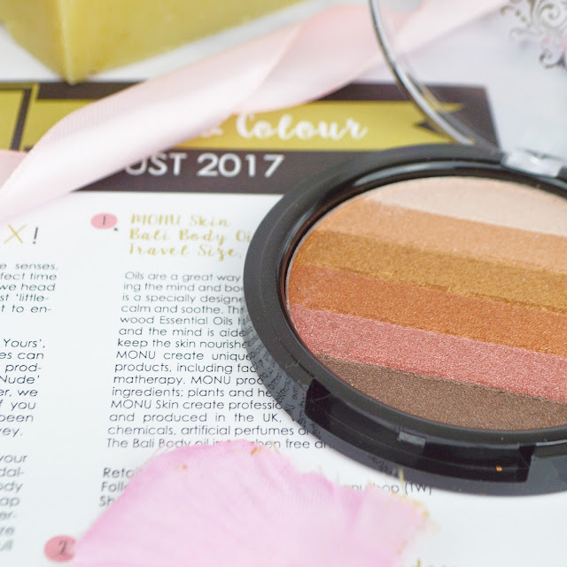 Little Known Box August 2017 Review Lovelaughslipstick Blog