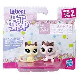 Littlest Pet Shop Series 2 Mini Pack Crumpet Shortfur (#2-4) Pet