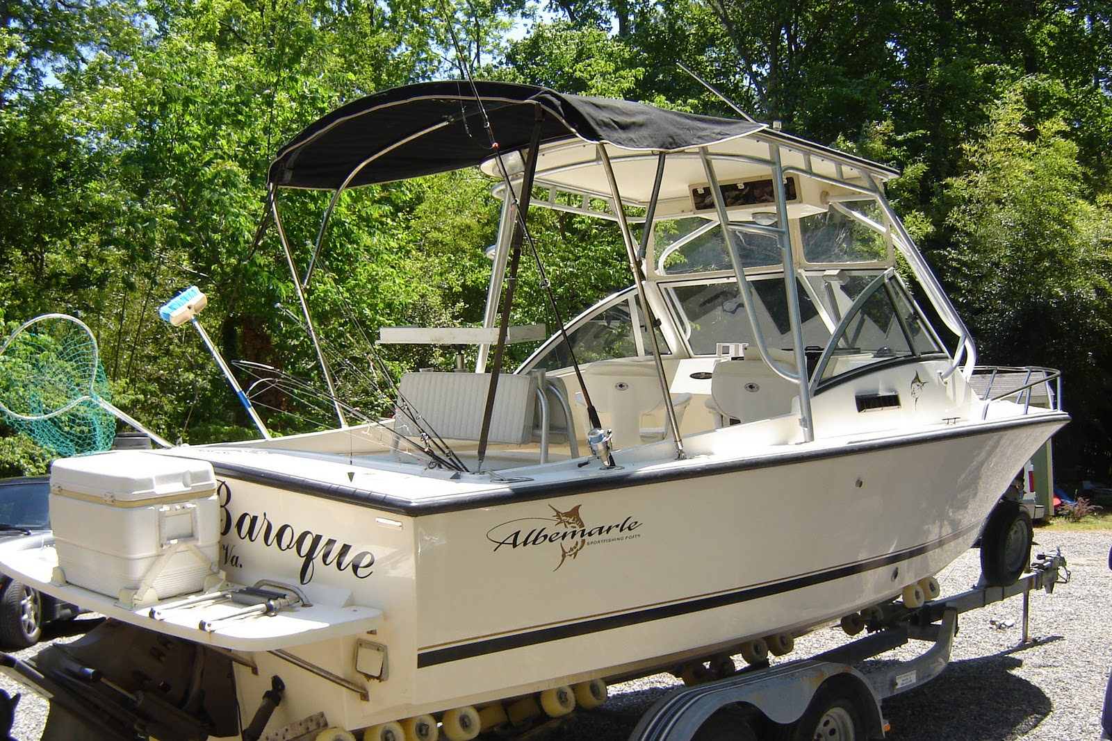 River Harvest: Albemarle 247 - FOR SALE - REDUCED TO $26,700