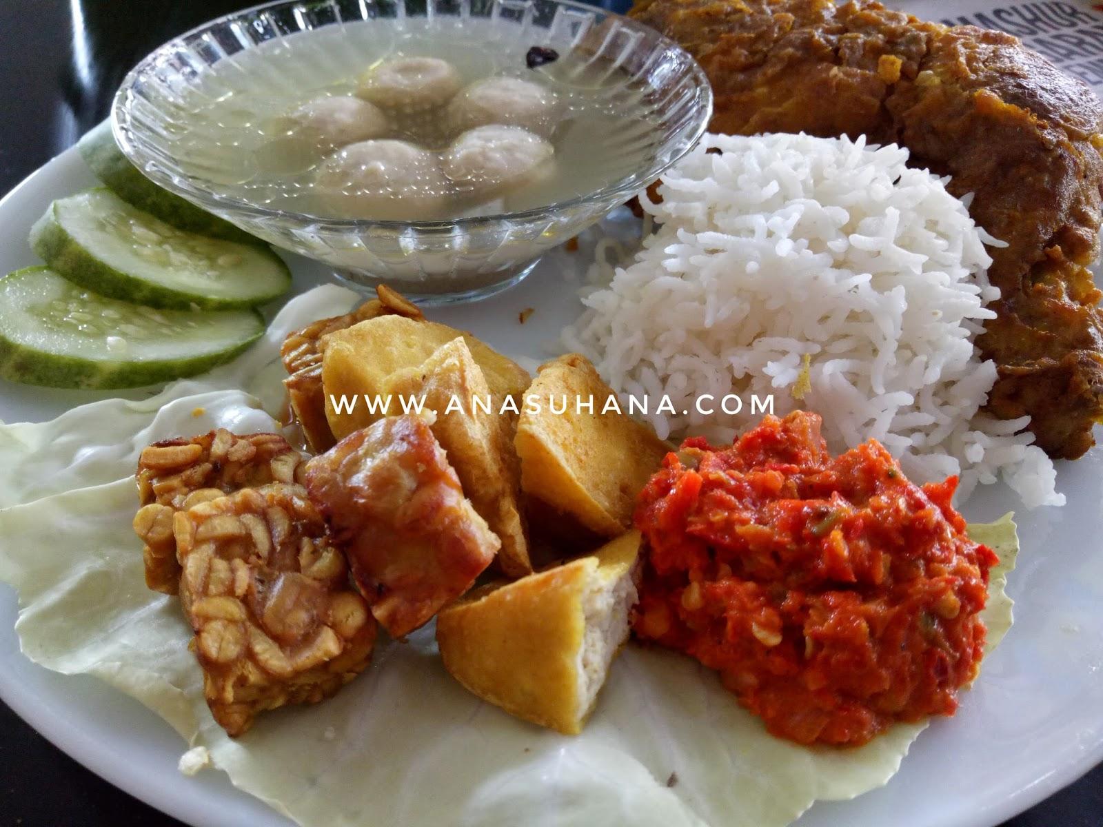 Resepi Sambal Ayam Penyet Dari Indonesia Resepi Ayam B
