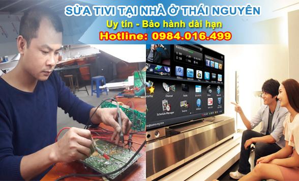 Sửa chữa tivi tại nhà ở Thái nguyên