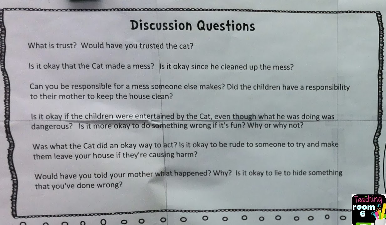 hight resolution of Theme and Inference in Dr. Seuss   Teaching in Room 6