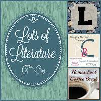 Lots of Literature (Blogging Through the Alphabet) on Homeschool Coffee Break @ kympossibleblog.blogspot.com