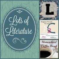 Lots of Literature (Blogging Through the Alphabet) on Homeschool Coffee Break @ kympossibleblog.blogspot.com