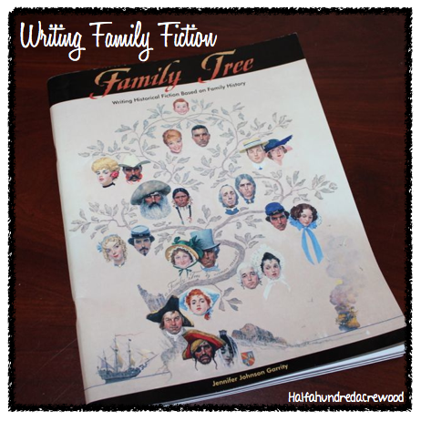 Writing Historical Fiction… Using your Family Tree