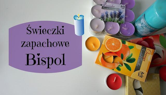 RECENZJA: Świece zapachowe | Bispol
