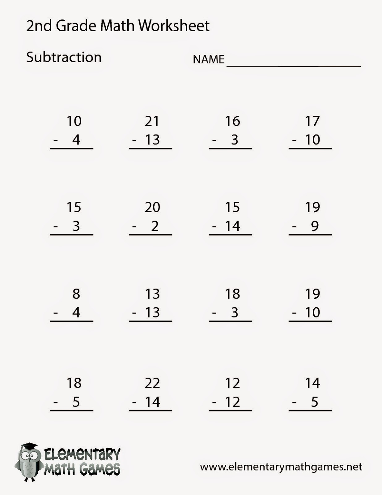 10th Grade Math Worksheet Addition