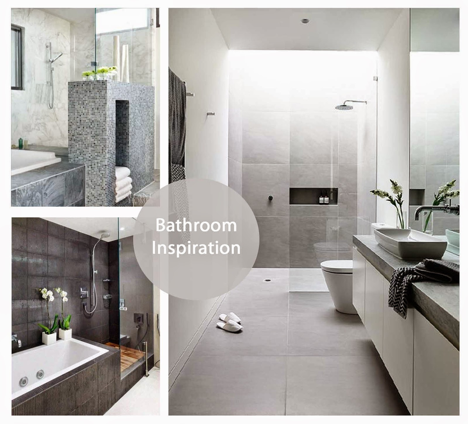 mood board monday bathroom inspo i am tarryn donaldson. Black Bedroom Furniture Sets. Home Design Ideas