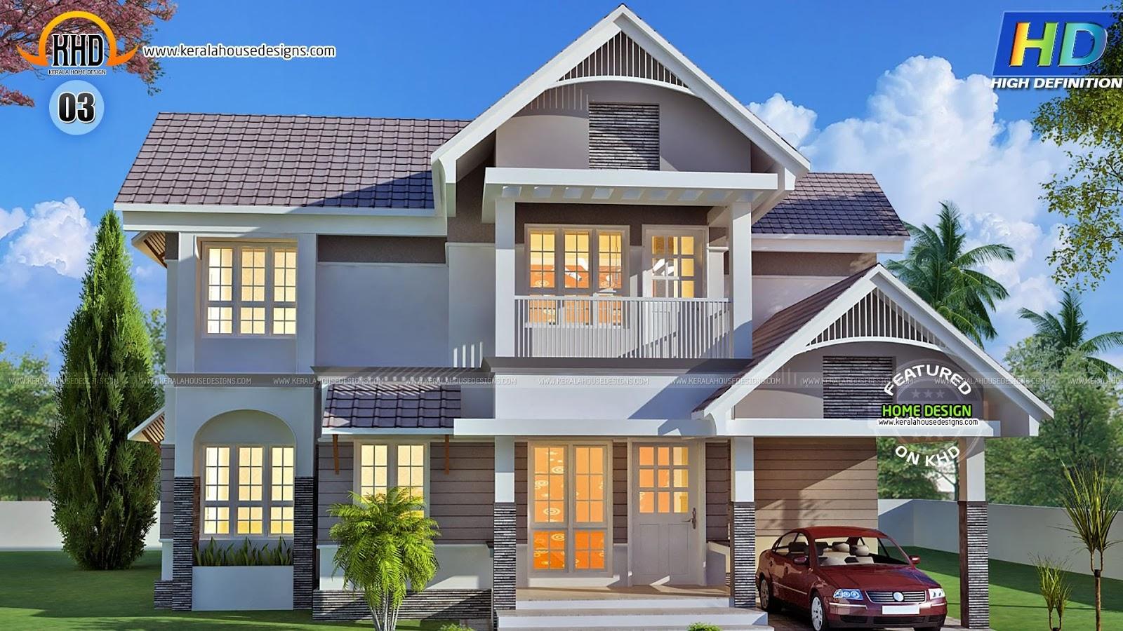 Grand wallpaper new house design wallpapers nov for New houses plans