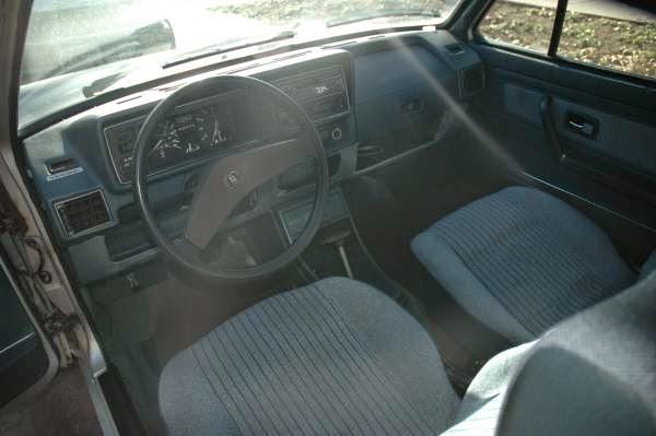 Vw Jetta Mk Coupe Interior