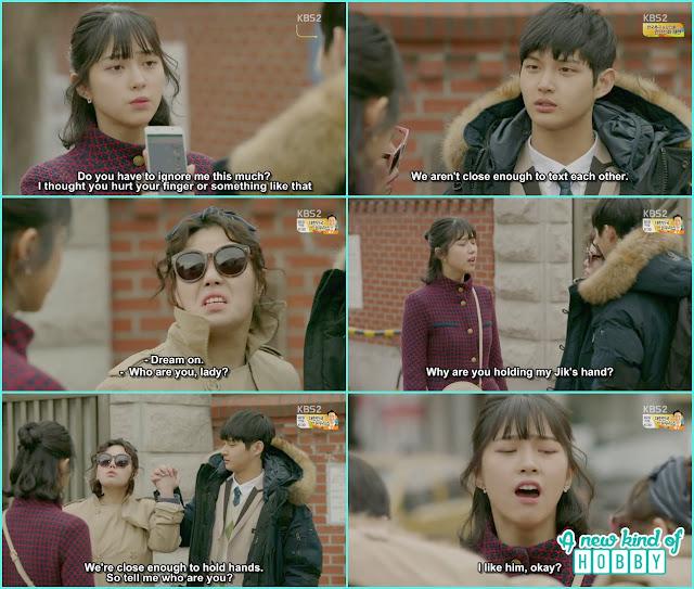 na ri , ha roo and jik - controllably Fond - Episode 12 Review - Korean Drama 2016