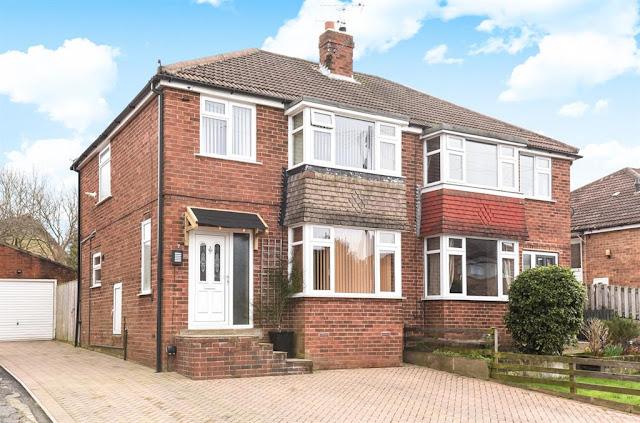 Harrogate Property News - 3 bed semi-detached house for sale Coppice Way, Harrogate HG1