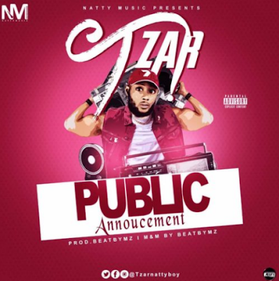 "Tzar – ""Public Announcement"""