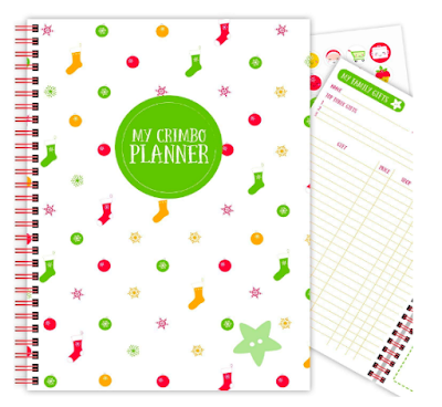 5 of the Best Christmas Planners for 2018  - My Chrimbo Planner