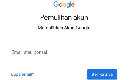 4 Cara Mengatasi Tidak Bisa Masuk Gmail Akun Google Carahpc