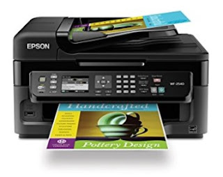 Epson WF-2540 Download Treiber Windows Und Mac