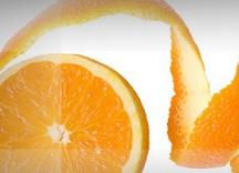 Benefits of Orange peel can make skin Glow