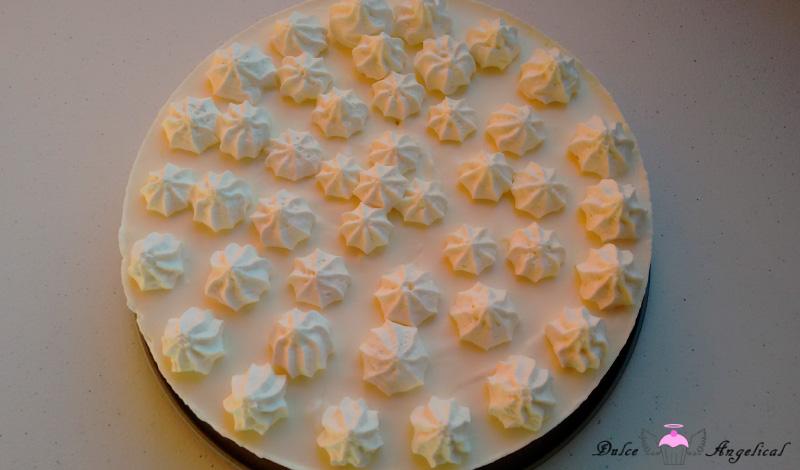Receta del cheesecake de limón
