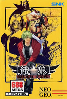 Garou: Mark of the Wolves ( Arcade )