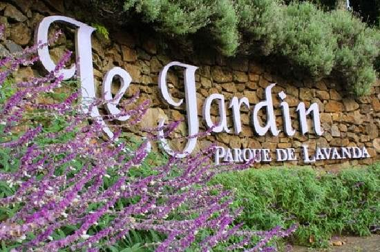 Le Jardim - Parque de lavanda - Gramado
