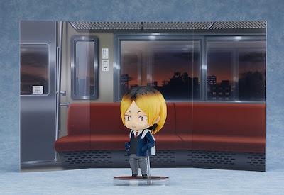 "Nendoroid Kenma Kozume School Uniform Ver. de ""Haikyu!!"" - Good Smile Company"